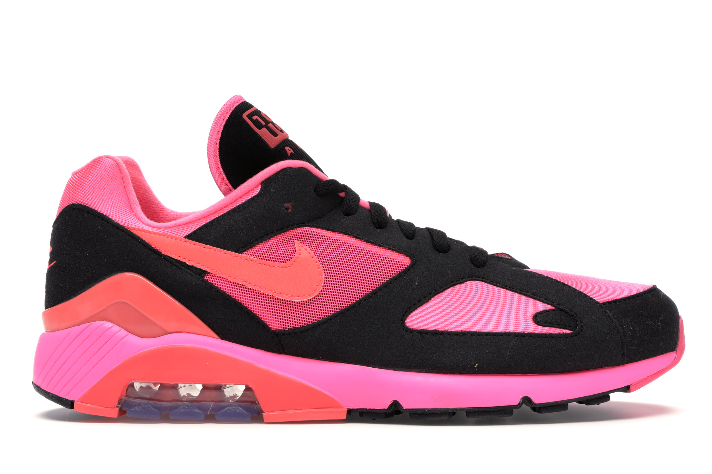 air max 180 nere