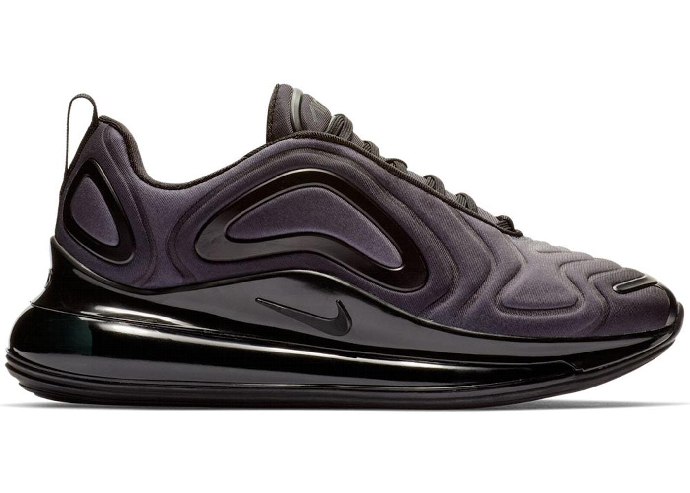 desarrollando ola Subordinar  Nike Air Max 720 Black Anthracite (W) - AR9293-003
