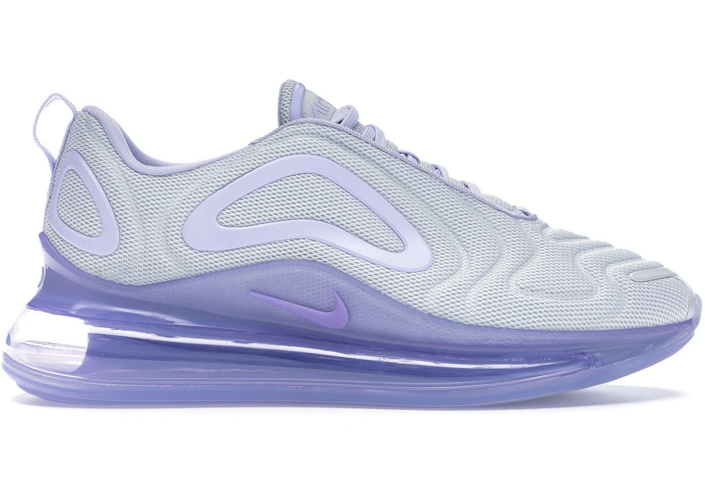 Consejos Anguila Saqueo  Nike Air Max 720 Pure Platinum Oxygen Purple (W) - AR9293-009
