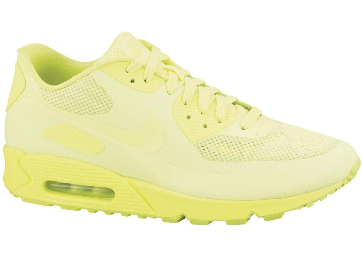 Cuerda embudo rizo  Nike Air Max 90 Hyperfuse Volt - 454446-700