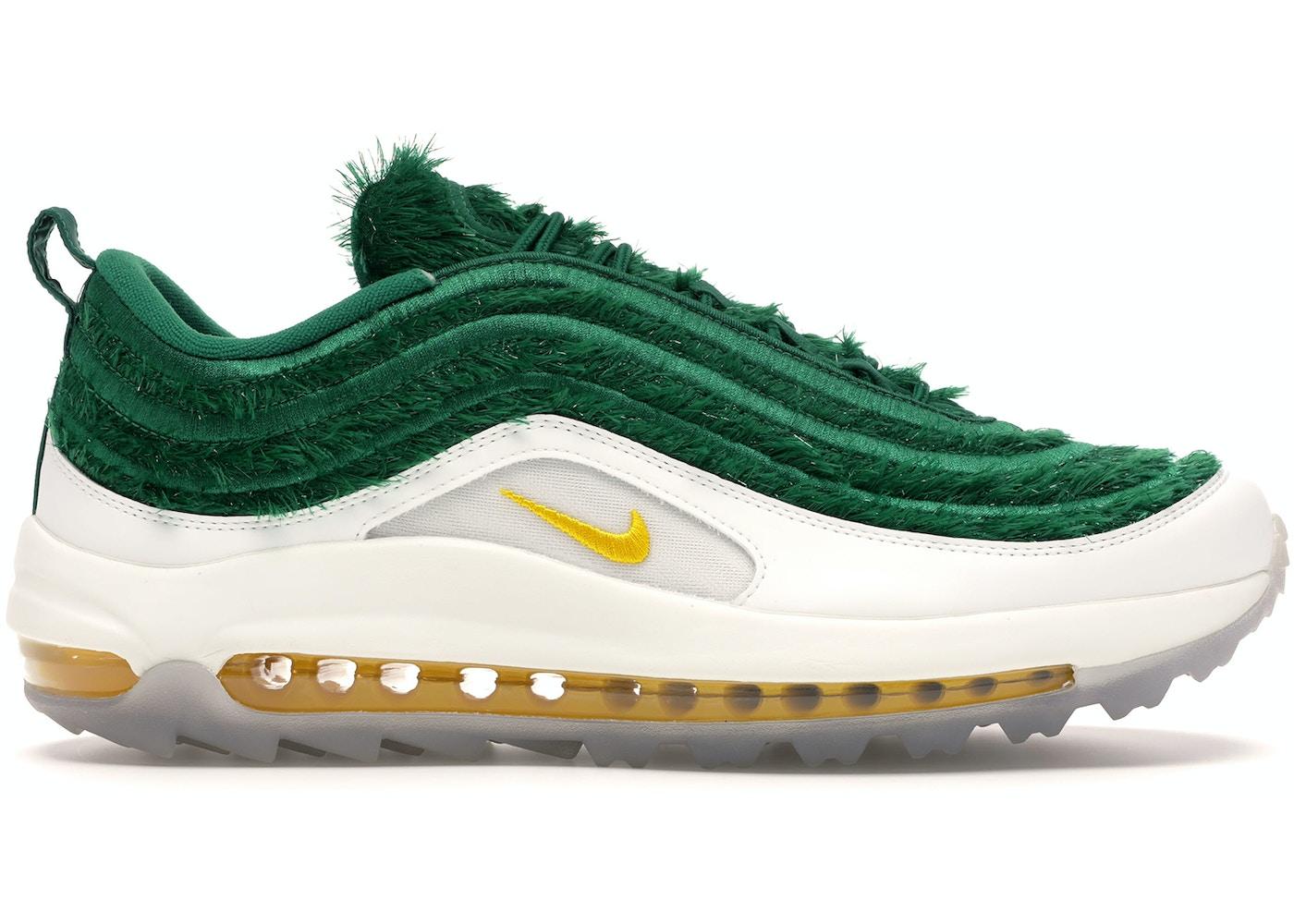 Factura Mojado Incorrecto  Nike Air Max 97 Golf Grass - CK4437-100