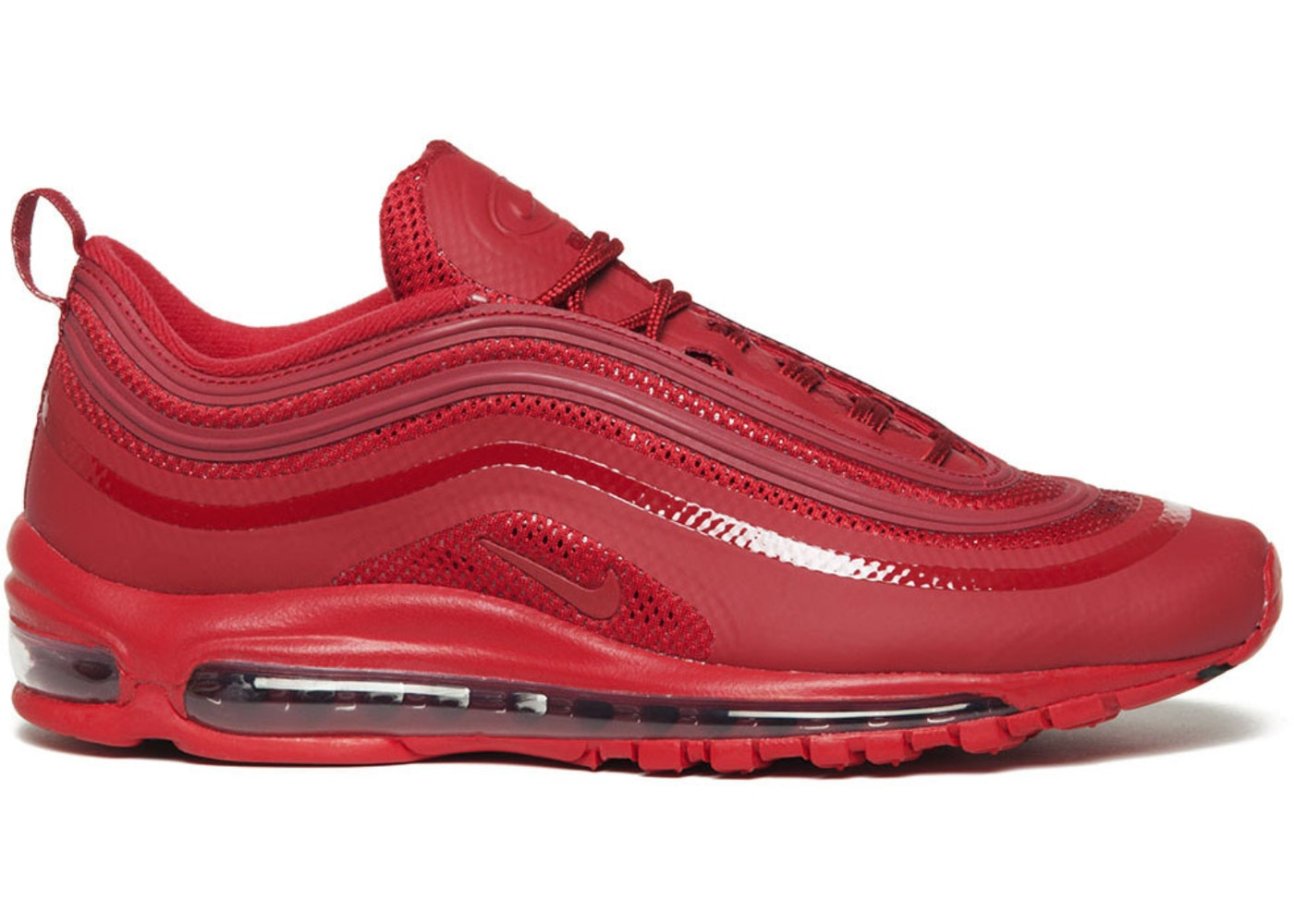Perseo Canberra valor  Nike Air Max 97 Hyperfuse Gym Red - 518160-661