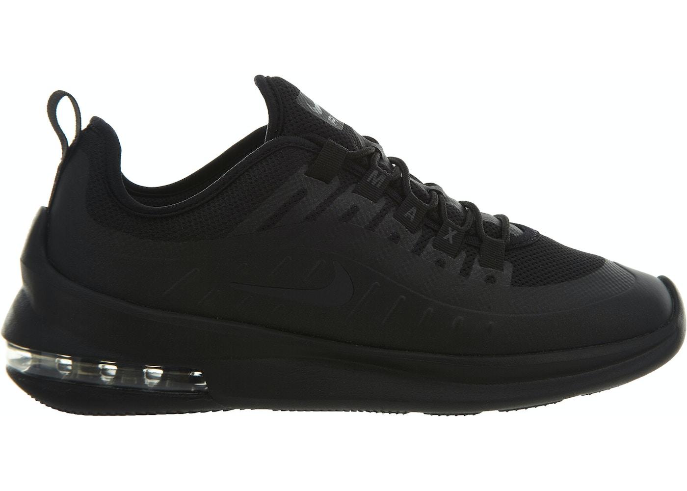 Sí misma Meandro dignidad  Nike Air Max Axis Black Anthracite - AA2146-006
