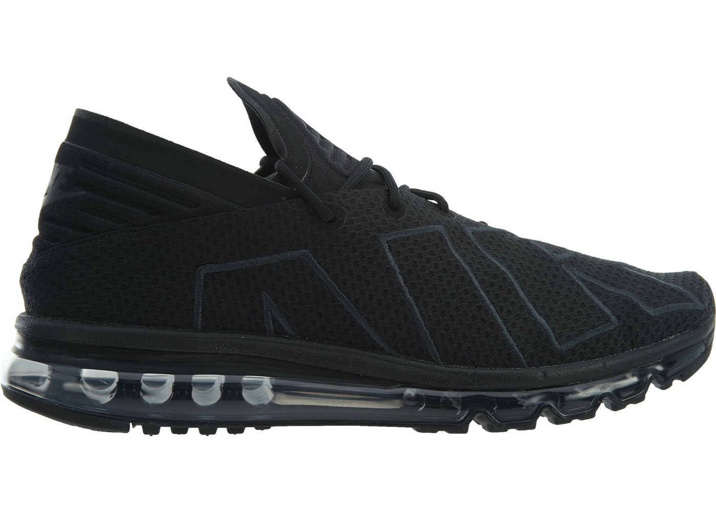 Admitir eso es todo Clan  Nike Air Max Flair Black Anthracite - 942236-002