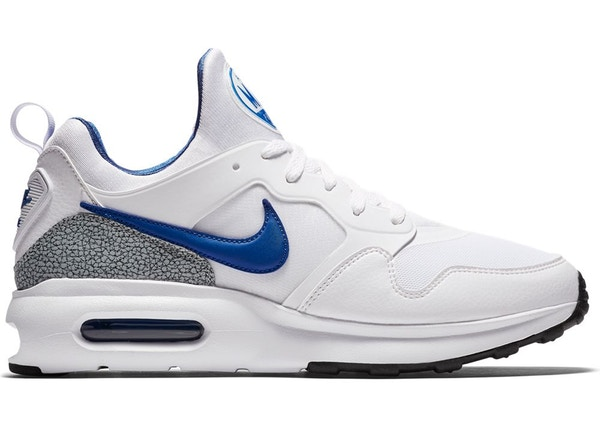 ciclo localizar camuflaje  Nike Air Max Prime White International Blue - 876068-101