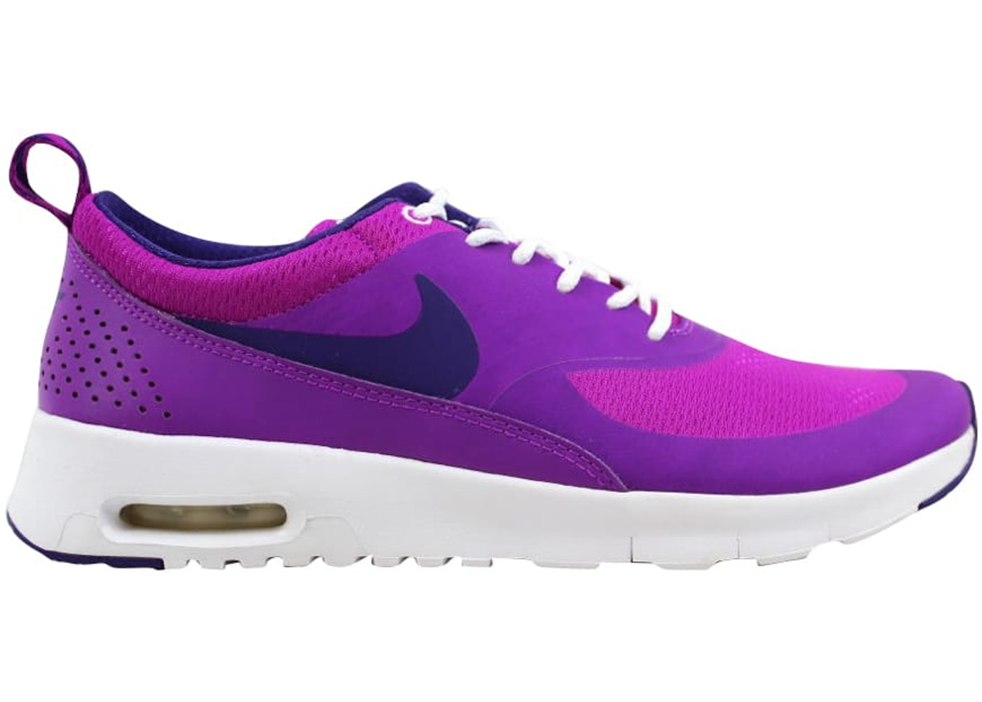 Final puenting Todopoderoso  Nike Air Max Thea Hyper Violet (GS) - 814444-501