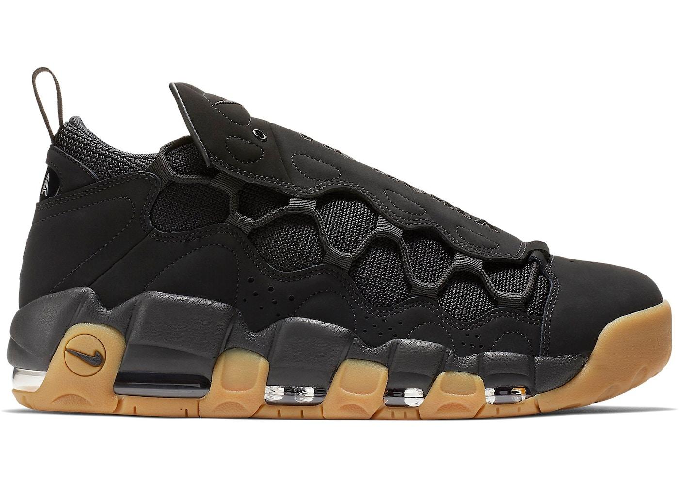 En la cabeza de mientras Cap  Nike Air More Money Black Gum - AJ2998-004