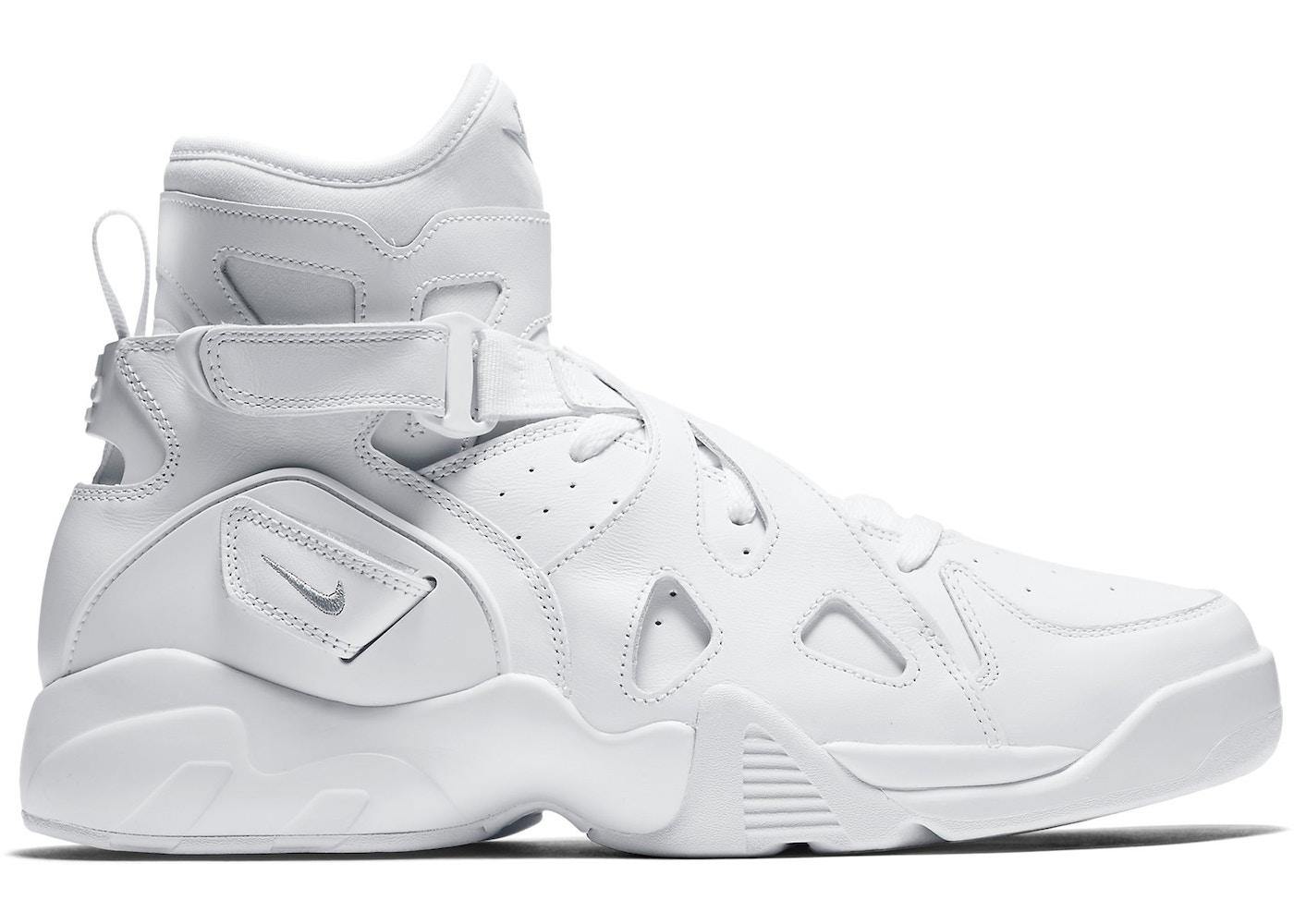 Rebotar cáscara Sembrar  Nike Air Unlimited Triple White - 889013-100