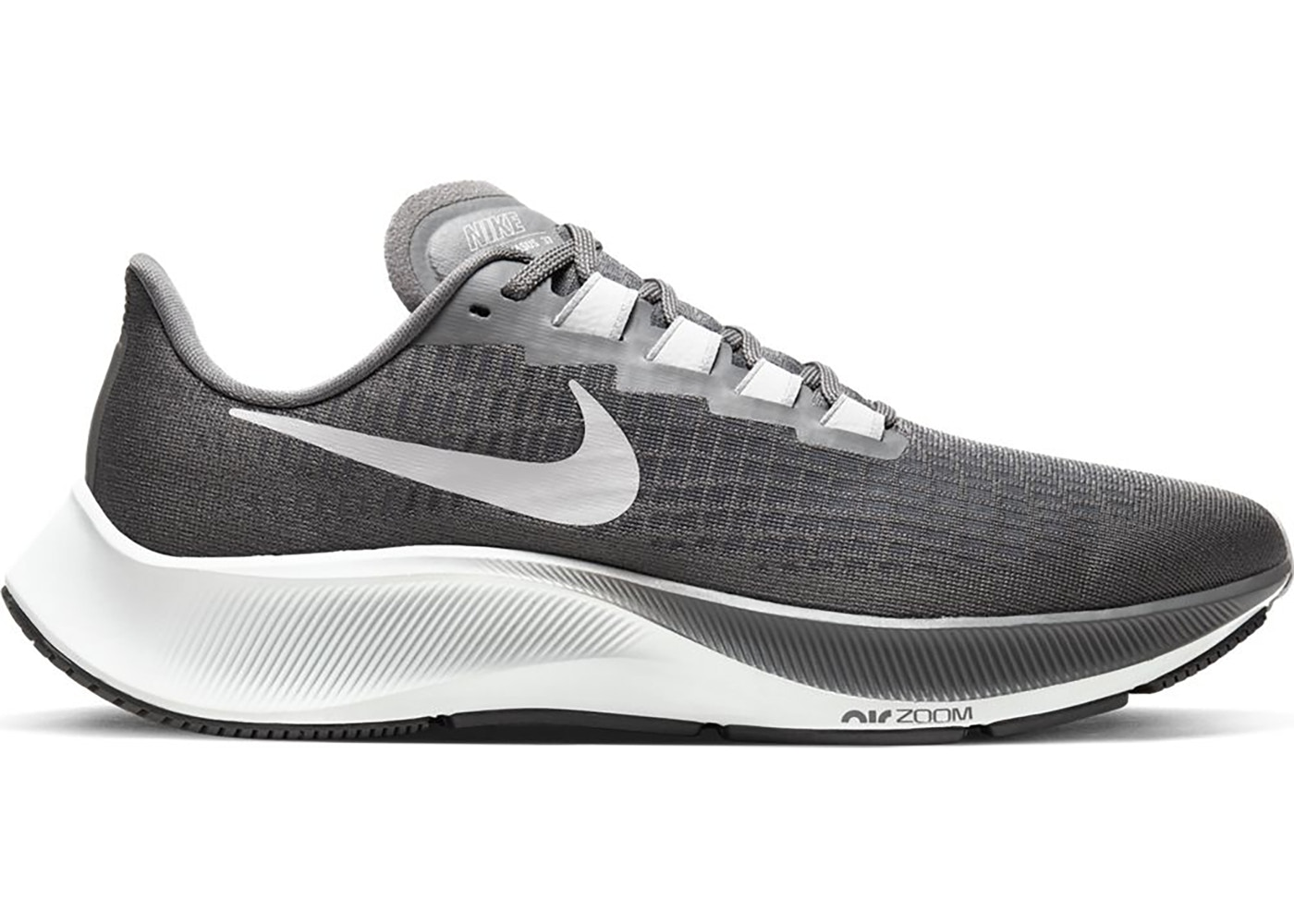 chatarra rueda vender  Nike Air Zoom Pegasus 37 Iron Grey - BQ9646-009