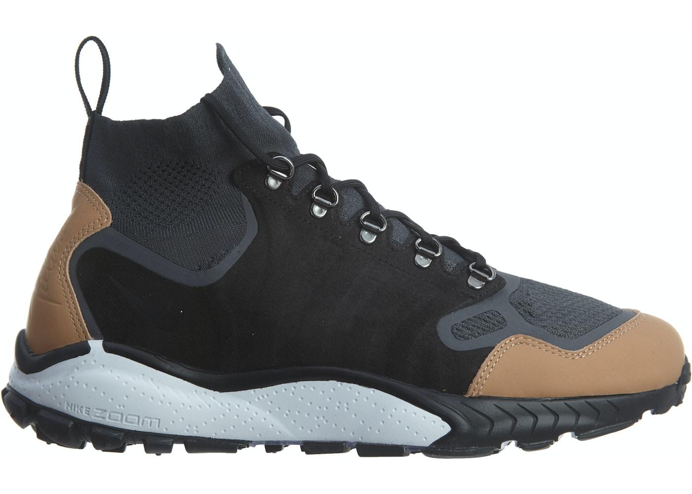 Joya juego Psicológico  Nike Air Zoom Talaria Mid Fk Prm Anthracite Black-Vachetta Tan - 875784-001