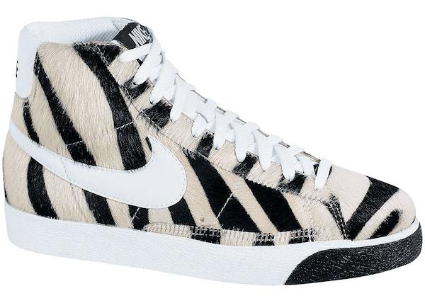 Sinfonía derrocamiento desesperación  Nike SB Blazer Zebra (GS) - 316959-111