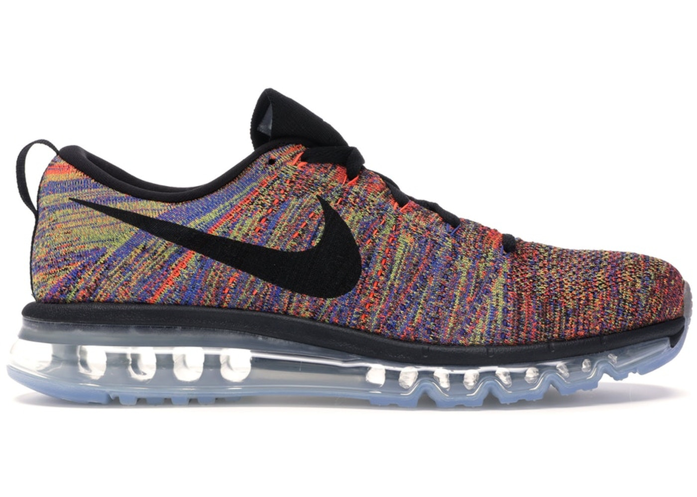 Nike Flyknit Air Max Multi Color 620469 012