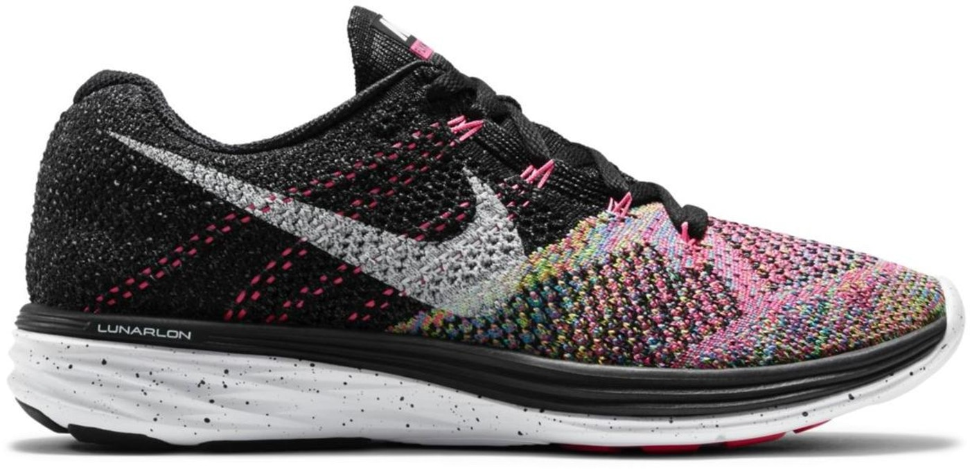Nike Flyknit Lunar 3 Limited Edition Gs 698182 003
