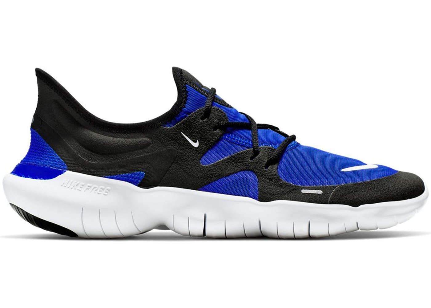 Renunciar asiático pubertad  Nike Free RN 5.0 Racer Blue Black - AQ1289-402