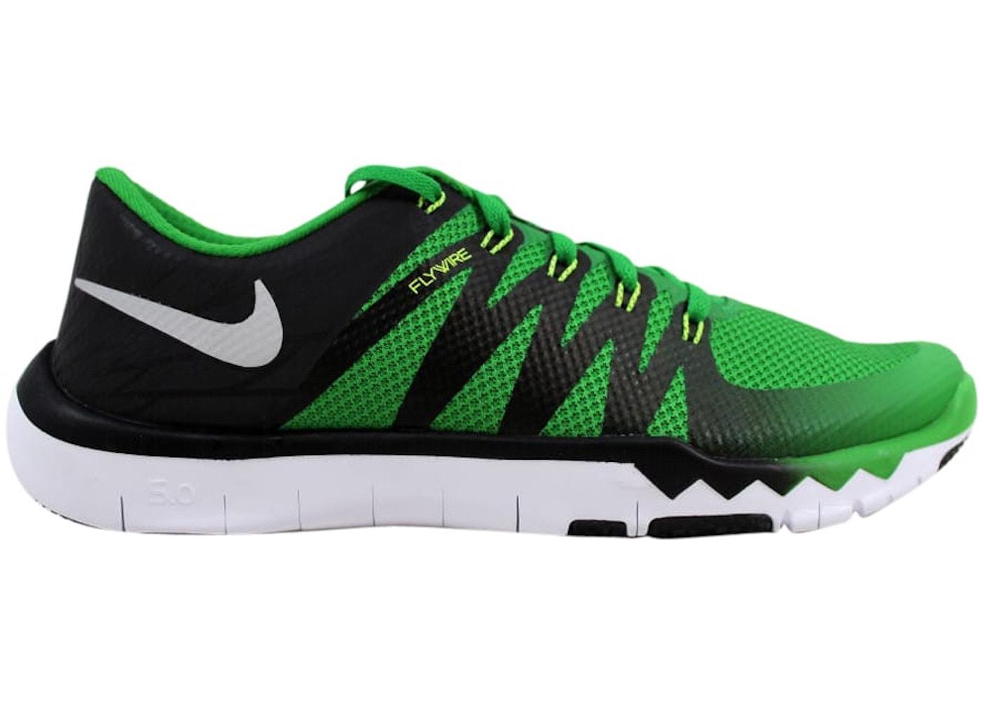 pulmón Reactor Injusto  Nike Free Trainer 5.0 V6 Amp Kelly - 723939-307