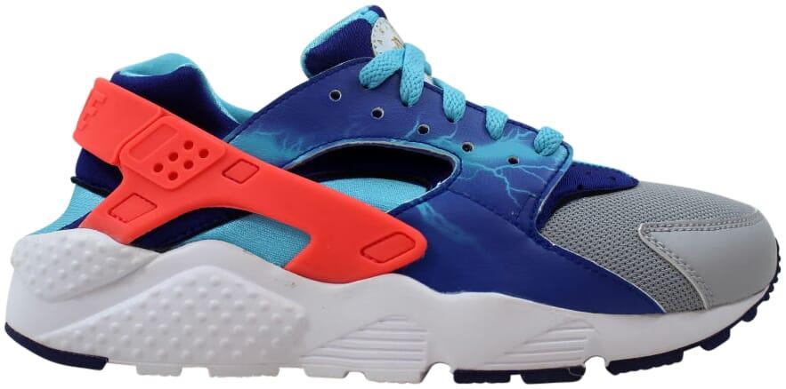Nike Huarache Run Print Wolf Grey (GS) - 704943-003