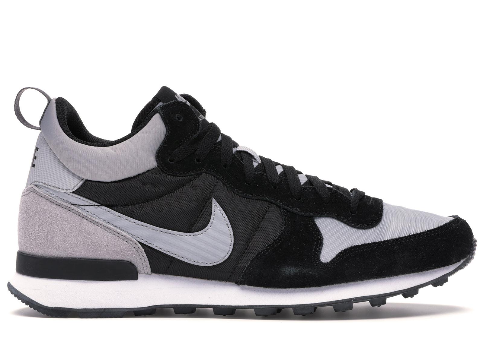Nike Internationalist Mid Wolf Grey/Wolf Grey-Black-Dark Grey