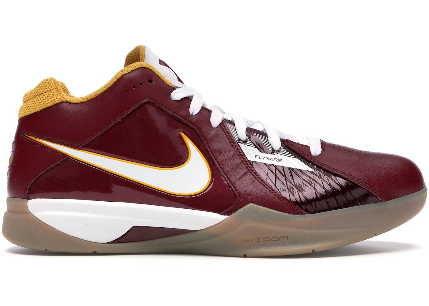desinfectar Haz un experimento estoy sediento  Nike KD 3 Redskins - 417279-600
