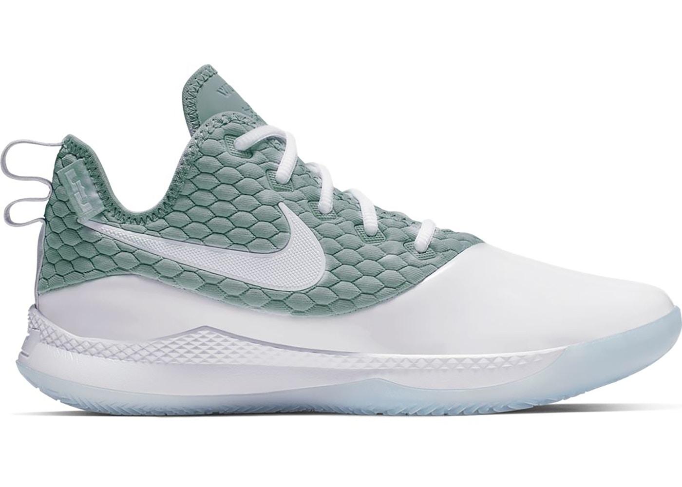 cliente S t financiero  Nike LeBron Witness 3 Wolf Grey - BQ9819-002