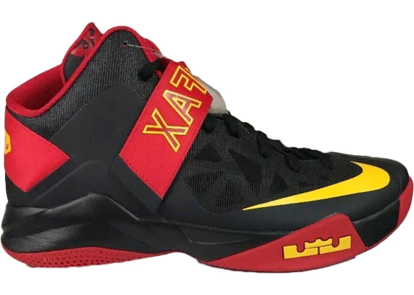Sede Dejar abajo desconcertado  Nike LeBron Zoom Soldier 6 Fairfax Away PE - Sneakers