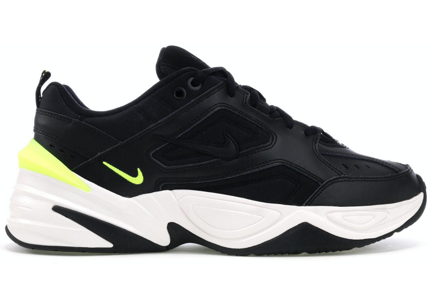 Diacrítico no pueden ver buffet  Nike M2K Tekno Black Volt (W) - AO3108-002