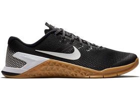 Hollywood amplitud pacífico  Nike Metcon 4 Black White Gum - AH7453-006