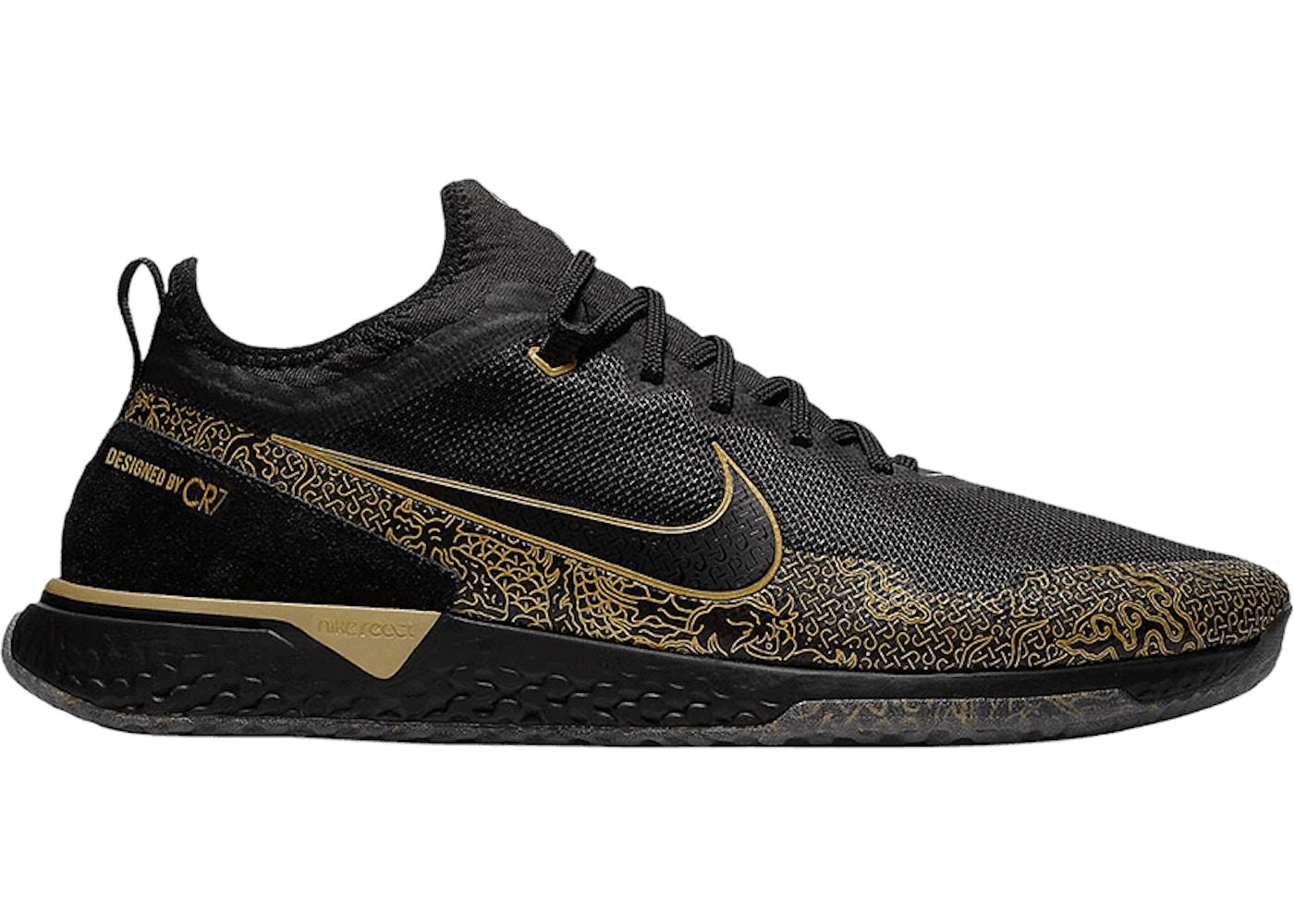 Dedos de los pies Sermón atleta  Nike React FC CR7 Cristiano Ronaldo - BV9985-007