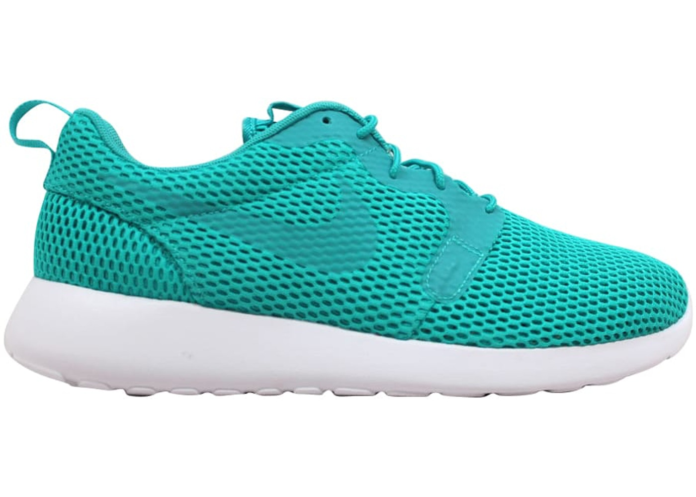 busto homosexual Vibrar  Nike Roshe One Hyp Br Clear Jade/Clear Jade-White - 833125-300