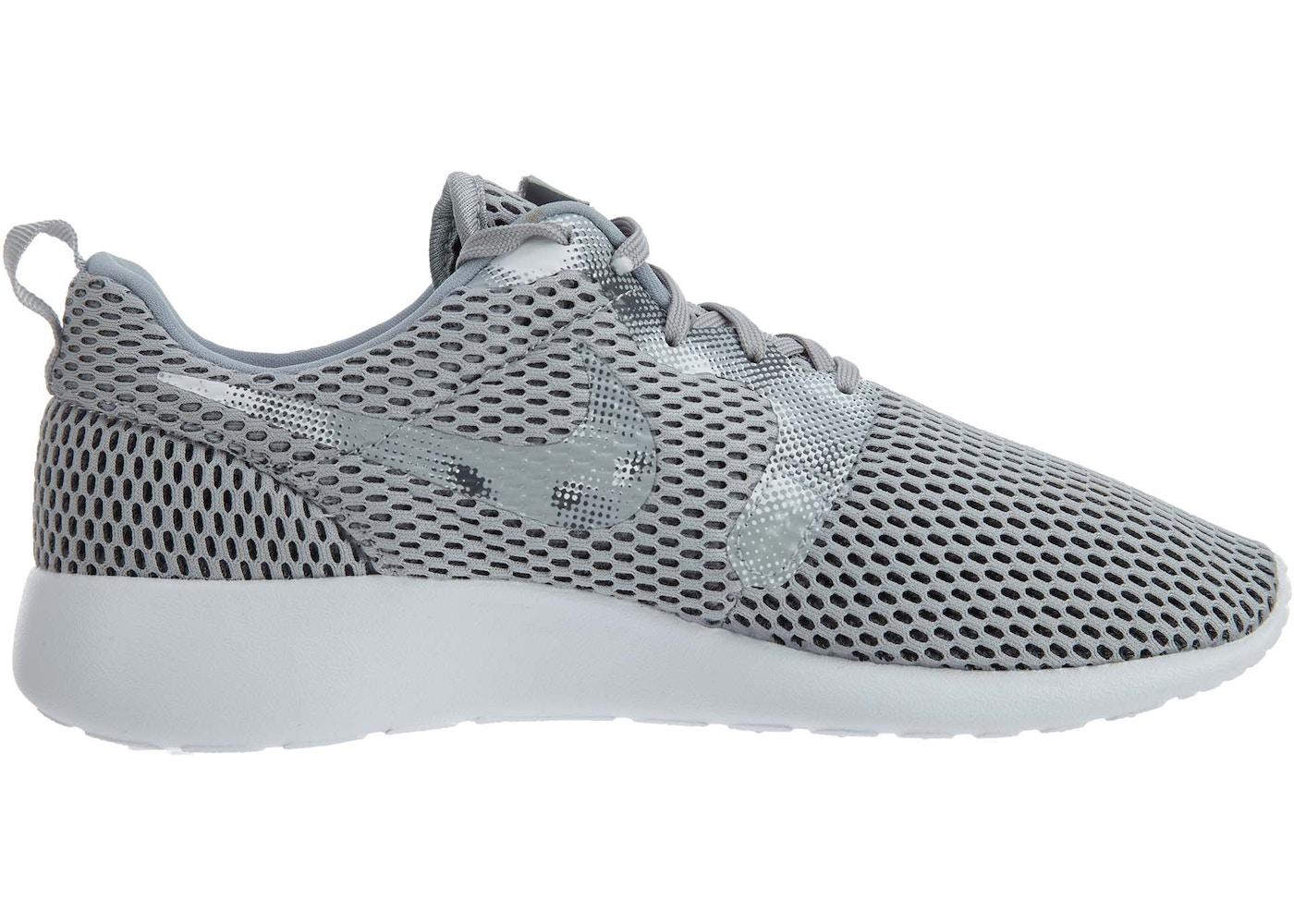 oyente Electropositivo vino  Nike Roshe One Hyp Br Gpx Wolf Grey/Whitel-Dark Grey - 859526-001