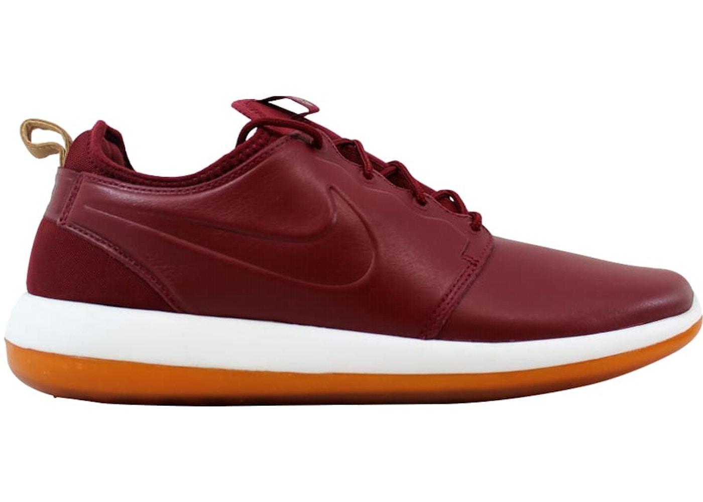 Empresa los padres de crianza hasta ahora  Nike Roshe Two Leather Premium Team Red/Team Red-White - 881987-600
