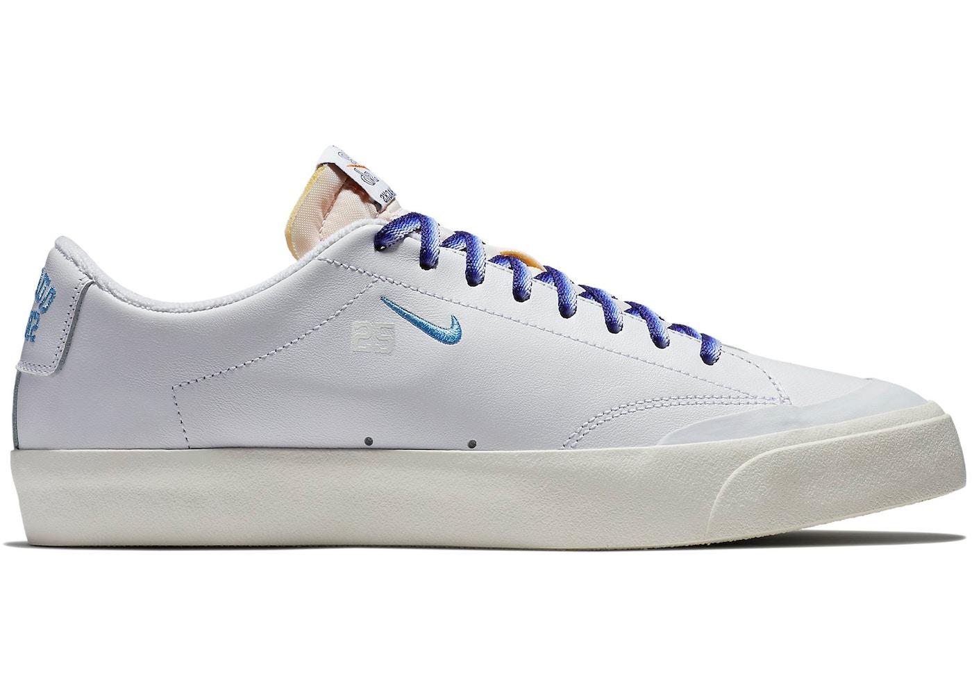Nike Sb Blazer Low Xt Quartersnacks White Aq3499 141