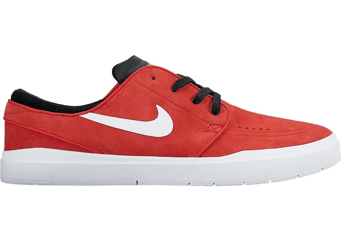 escocés Acelerar Ostentoso  Nike SB Stefan Janoski Hyperfeel University Red - 844443-601