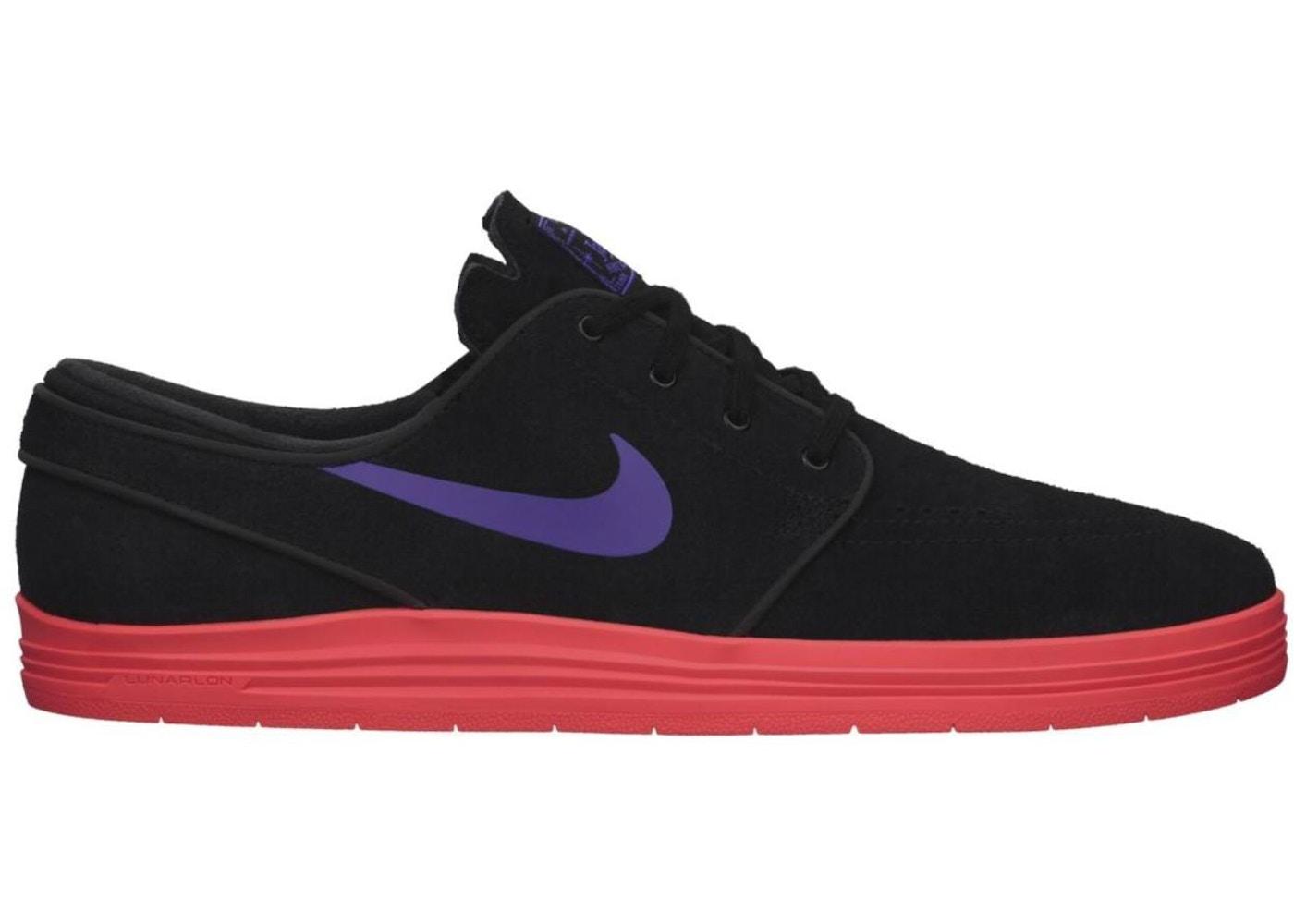 demasiado caridad de ahora en adelante  Nike SB Stefan Janoski Lunar Hyper Grape - 654857-056