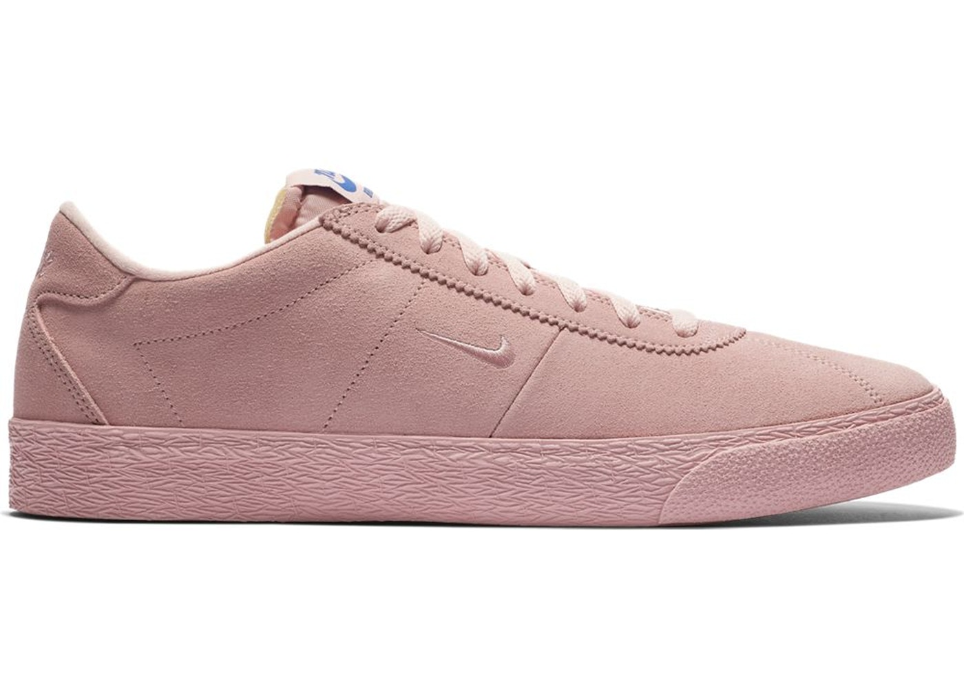 Absurdo apoyo a lo largo  Nike SB Zoom Bruin NBA Pink - AR1574-669