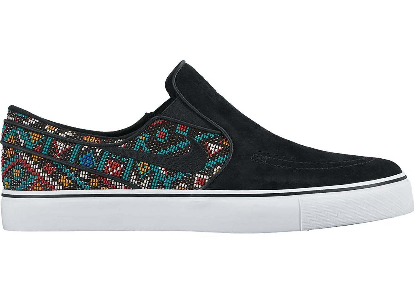 aniversario Ingenioso Absoluto  Nike SB Zoom Stefan Janoski Slip-On Elite Aztec - 844808-002