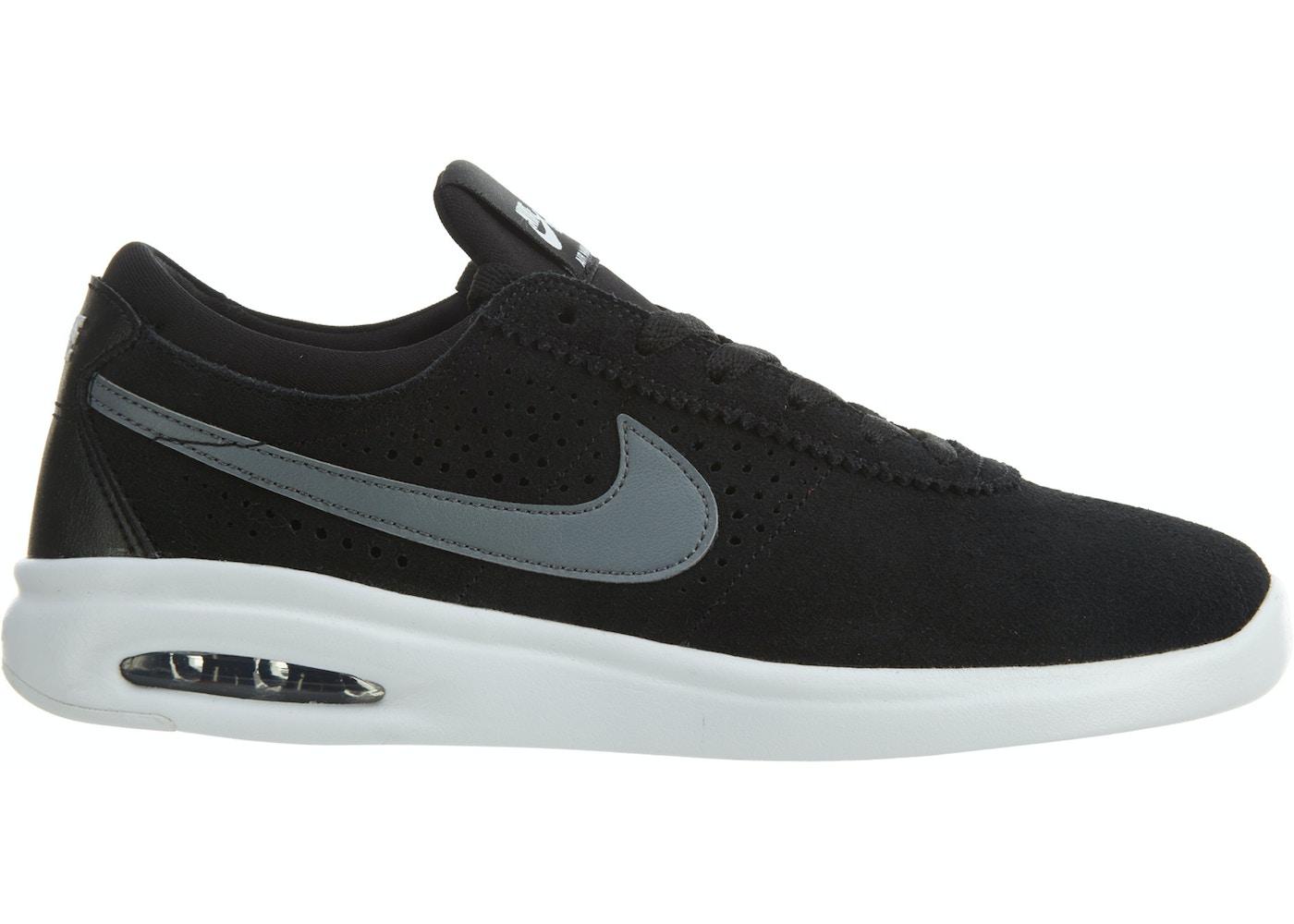 despreciar limpiar Tienda  Nike Sb Bruin Max Vapor Black/Cool Grey-White-White - 882097-001