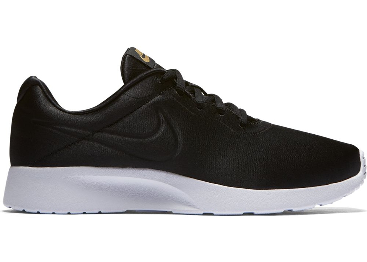 Nike Tanjun Premium Black Satin (W) - 917537-003