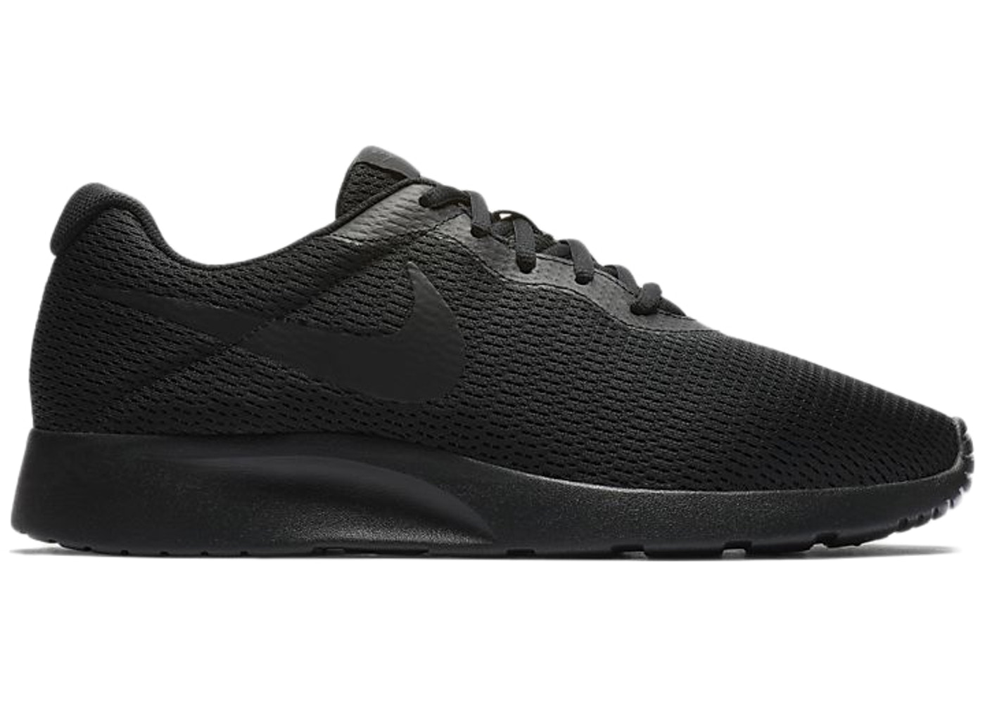 Galaxia nuez Necesito  Nike Tanjun Wide 4E Black - AQ3555-002