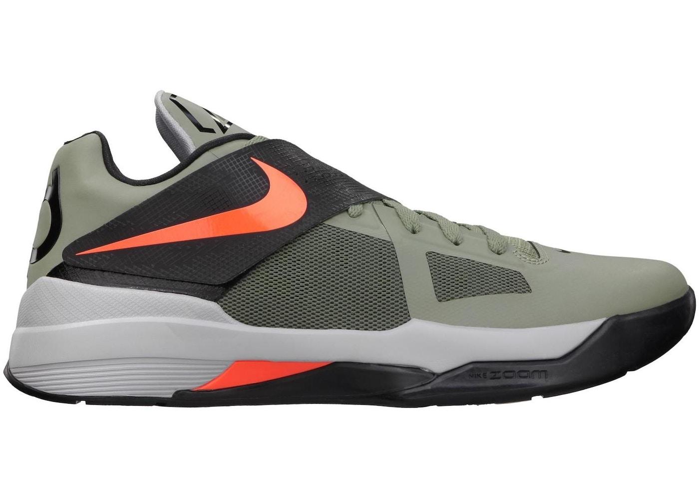 rumor Artes literarias Accesible  Nike KD 4 Rogue Green (UNDFTD) - 473679-302