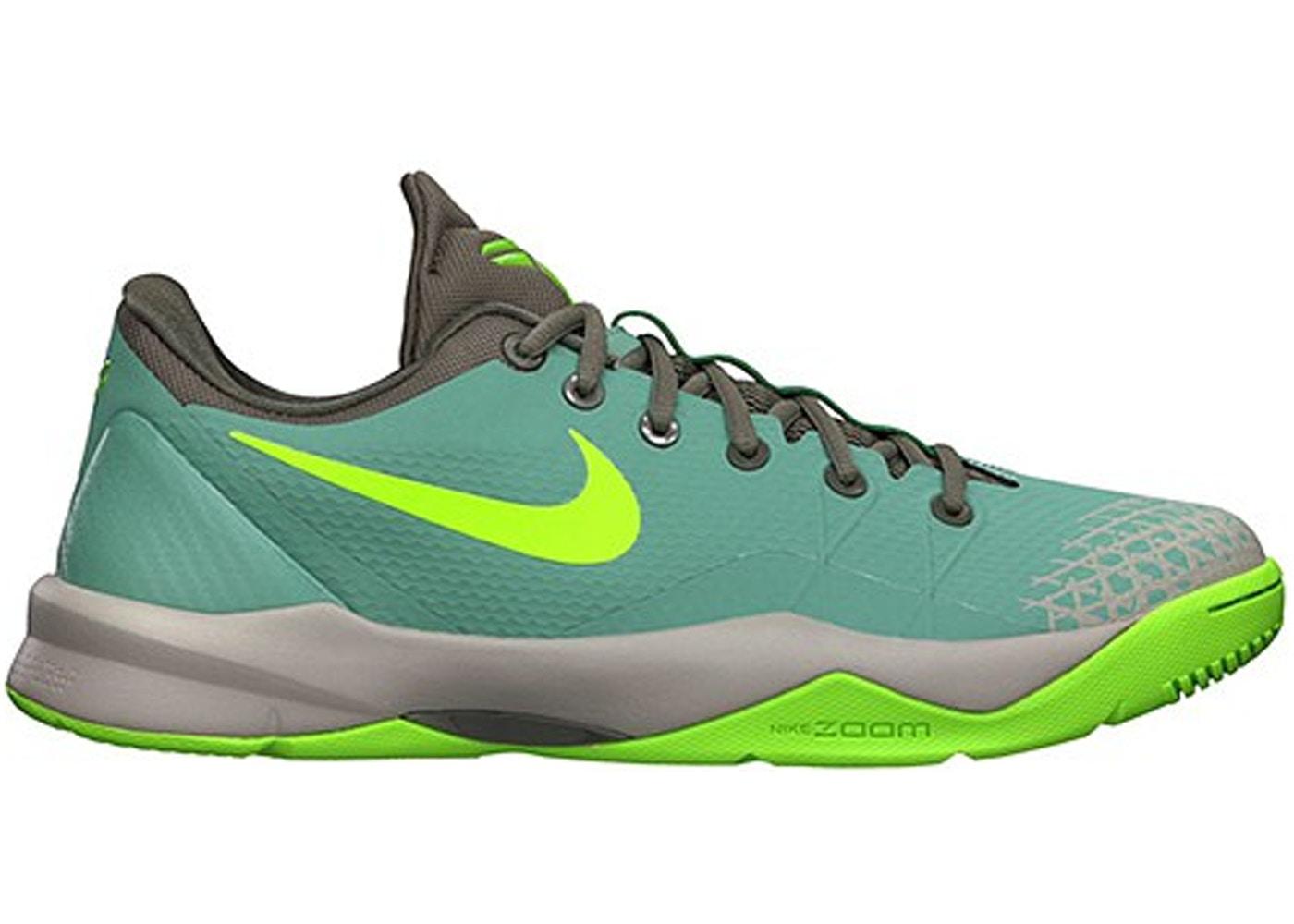 Mujer hermosa Ingenieria Mirar  Nike Zoom Kobe Venomenon 4 Diffused Jade - 635578-300