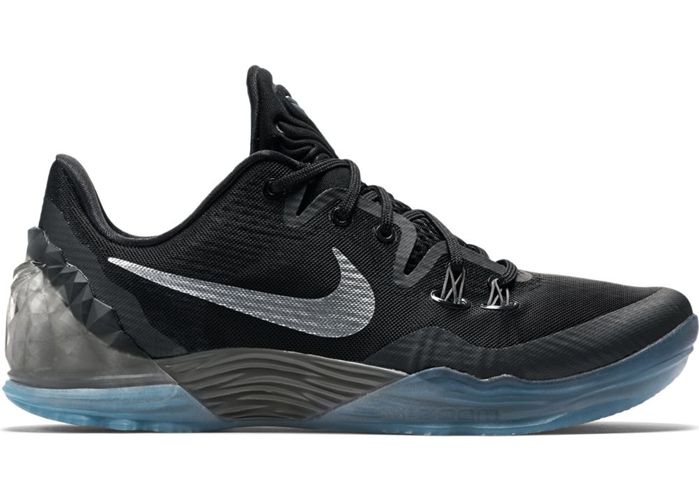 Perímetro escucha evitar  Nike Zoom Kobe Venomenon 5 Black Metallic - 749884-001