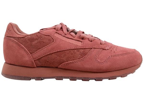 Enumerar viernes Relacionado  Reebok Classic Leather Lace Sandy Rose (W) - BS6523