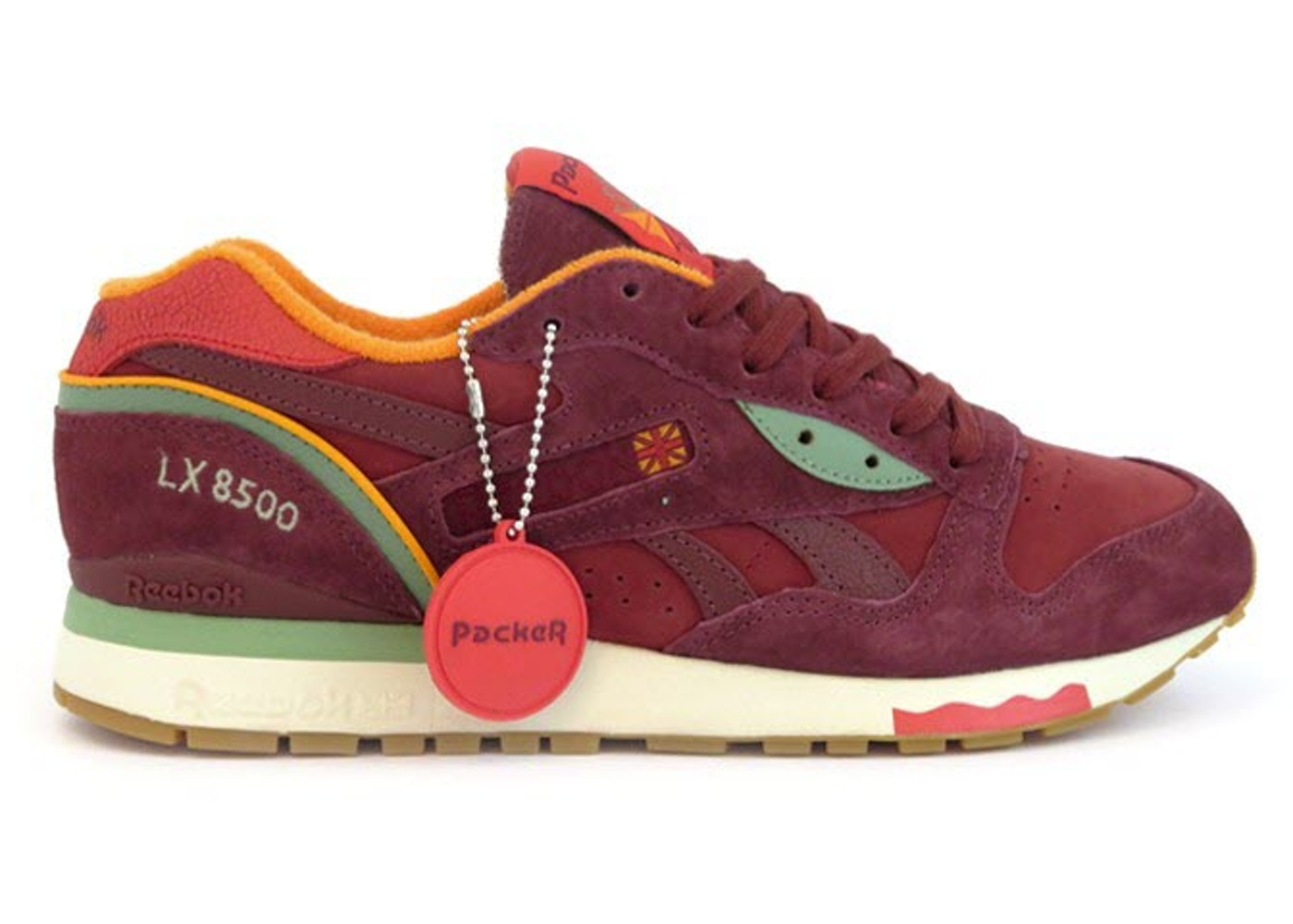 Romance Santuario Sedante  Reebok LX 8500 Packer Shoes Four Seasons Autumn - M47405