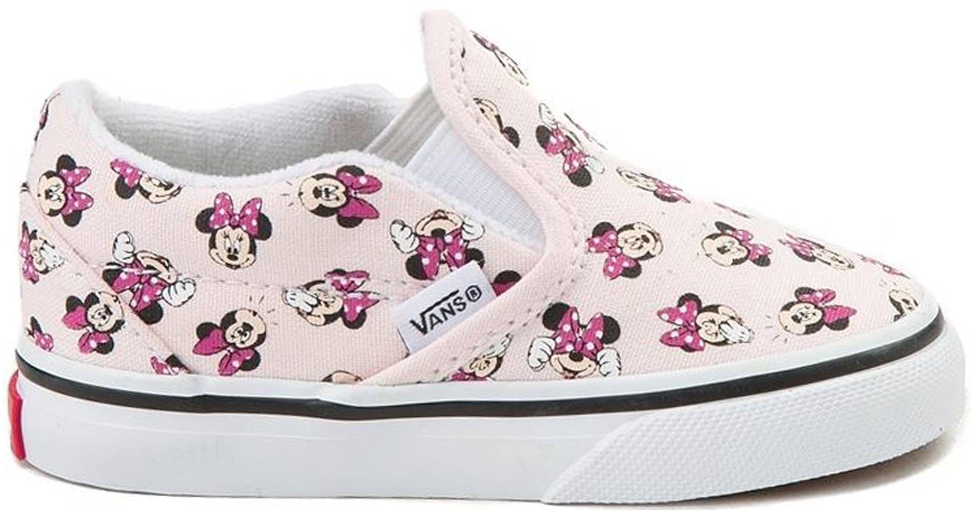 Vans Slip-On Disney Minnie Mouse (TD) - Sneakers
