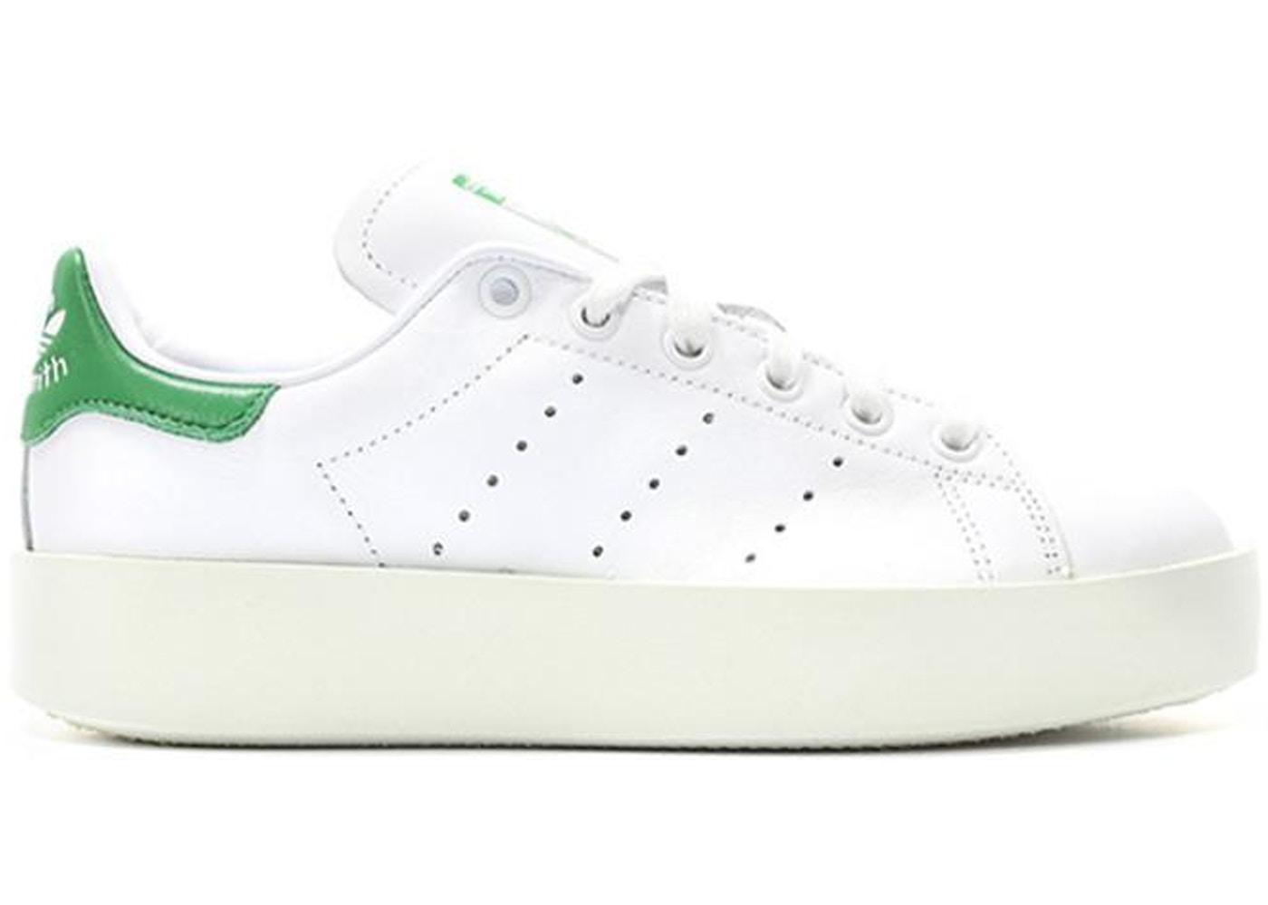adidas Stan Smith Bold White Green (W)