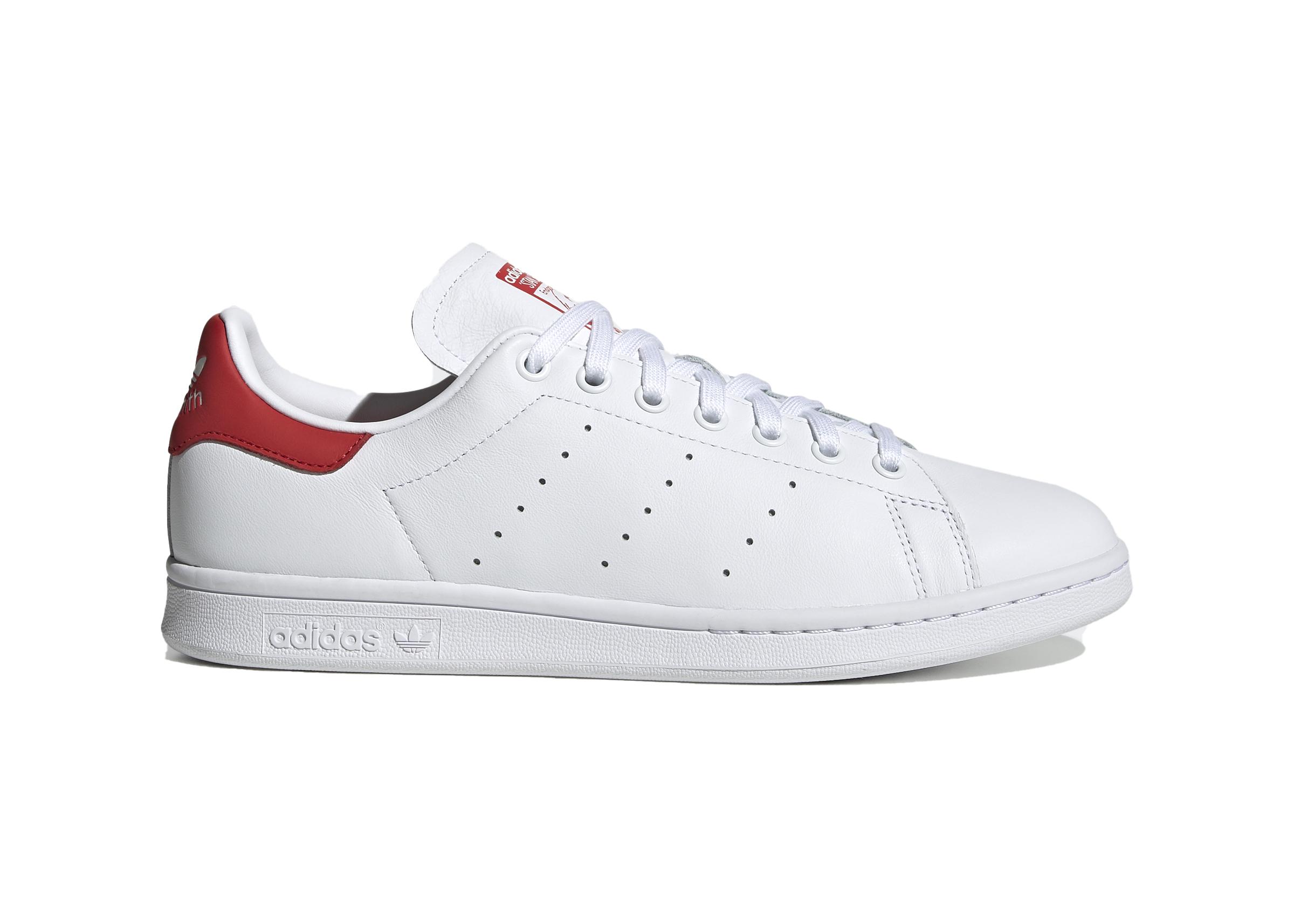 adidas Stan Smith Lush Red