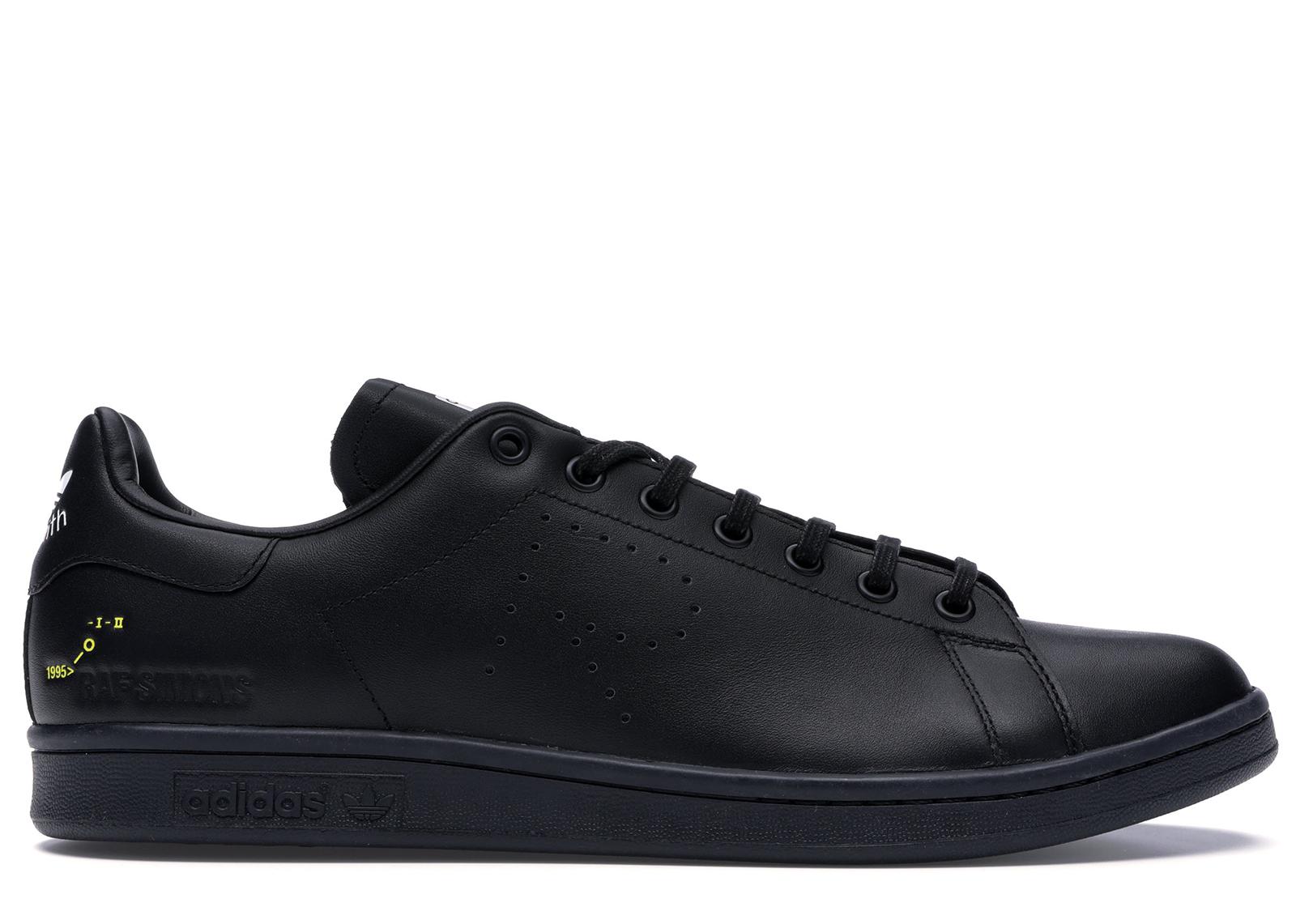 adidas Stan Smith Raf Simons Core Black