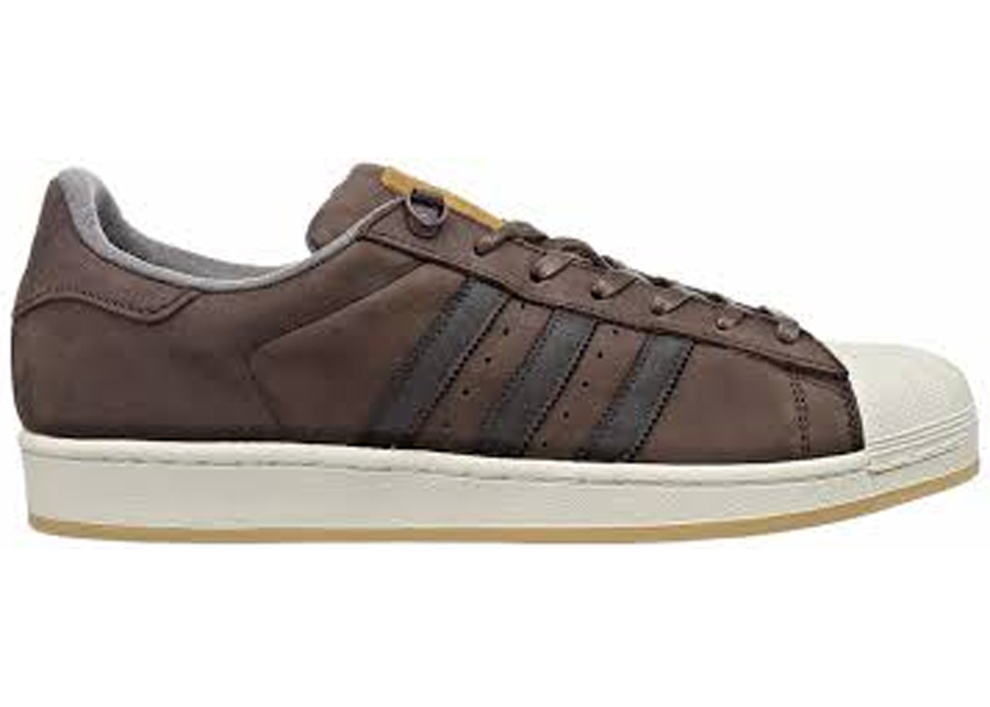 Asia Continente Vigilante  adidas Superstar Craft Dark Brown - S82214