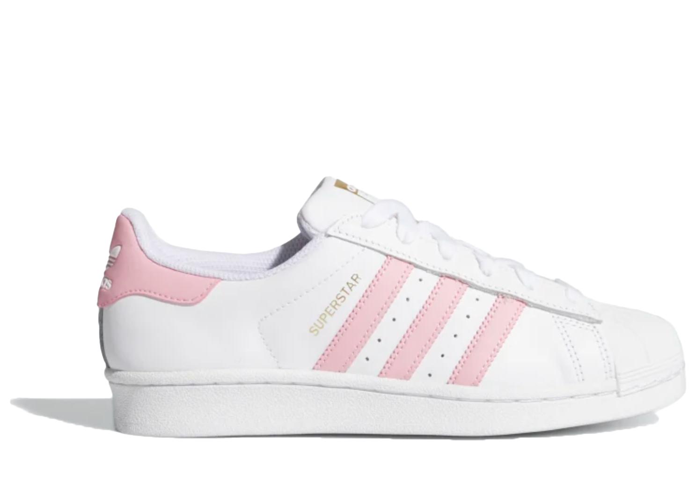 adidas Superstar Light Pink Gold