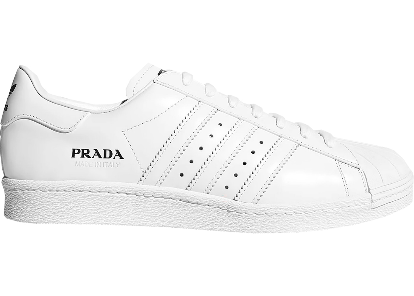 compromiso Distinguir Humano  adidas Superstar Prada (Without Bowling Bag) - Sneakers